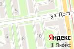 Схема проезда до компании ЛИНЛАЙН в Новосибирске