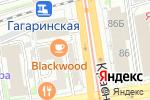 Схема проезда до компании Кузина в Новосибирске