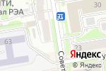 Схема проезда до компании ПРОМДИЭКС в Новосибирске