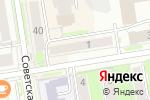 Схема проезда до компании Пекарня Коршикова в Новосибирске