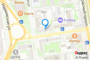 Сдается двухкомнатная квартира в Новосибирске ул. Фрунзе, 3