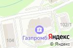 Схема проезда до компании Orion 154 в Новосибирске