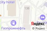 Схема проезда до компании СИБПРОЕКТ в Новосибирске