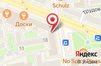 Схема проезда до компании Издательский Дом «Вояж» в Новосибирске