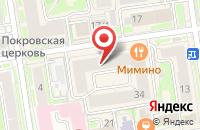 Схема проезда до компании Будем В Курсе в Новосибирске