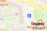 Схема проезда до компании Лэвел в Новосибирске