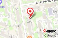 Схема проезда до компании Ролс-Сервис в Иваново