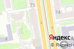 Схема проезда до компании FIT-HEALTH в Новосибирске