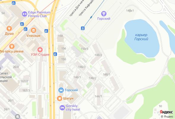 жилой комплекс Панорама