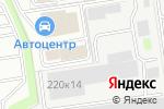 Схема проезда до компании IT Отдел в Новосибирске