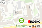 Схема проезда до компании Мир Украшений в Новосибирске