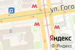 Схема проезда до компании Магазин аксессуаров для мужчин в Новосибирске