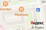 Схема проезда до компании Воздухоплаватели Сибирь в Новосибирске