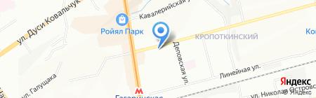 HomeДверь на карте Новосибирска