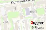 Схема проезда до компании Промжилпроект в Новосибирске