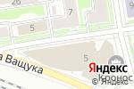 Схема проезда до компании Пульс цен в Новосибирске