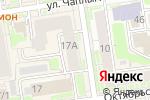 Схема проезда до компании DIRK BIKKEMBERGS в Новосибирске