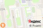 Схема проезда до компании Новосибирский центр инвентаризации и технического учета Восточно-Сибирского филиала в Новосибирске