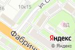 Схема проезда до компании Юридическая Группа СоветникЪ в Новосибирске