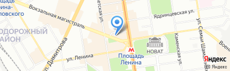 SVideo54.ru на карте Новосибирска