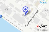 Схема проезда до компании ТОРГОВО-ПРОИЗВОДСТВЕННАЯ ФИРМА КОМПАНИЯ 220 в Новосибирске
