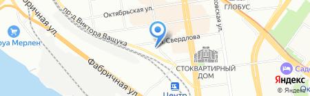 Верное решение на карте Новосибирска