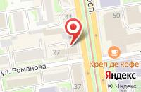 Схема проезда до компании Туристический Оператор «Легко!» в Новосибирске