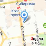 FLOBAR. Цветы и свадьбы на карте Новосибирска