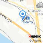Центр гигиены и эпидемиологии в Новосибирской области на карте Новосибирска