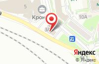 Схема проезда до компании Репино в Ширяево