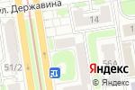 Схема проезда до компании Интерьерная Печать Мир в Новосибирске