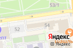 Схема проезда до компании Аструм в Новосибирске