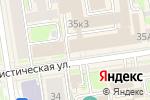 Схема проезда до компании СибМир в Новосибирске