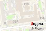 Схема проезда до компании Ровных крестиков! в Новосибирске