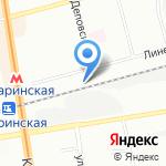 Мелкооптовый супермаркет на карте Новосибирска