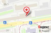 Схема проезда до компании Бизнес Строй в Новосибирске