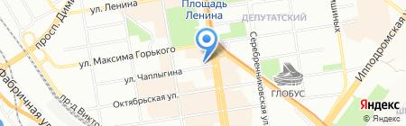 БТИ Новосибирской области на карте Новосибирска