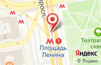 Схема проезда до компании Хладобойня Петропавловская в Новосибирске