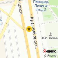 Световой день по адресу Россия, Новосибирская область, Новосибирск
