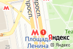 Схема проезда до компании МОНТАЖСПЕЦСЕРВИС в Новосибирске