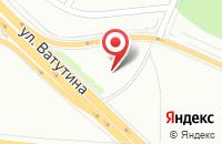 Схема проезда до компании Пятёрочка-Военторг в Загорянском