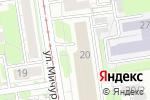 Схема проезда до компании Автозапчасти для Мерседес-Бенц в Новосибирске