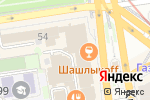 Схема проезда до компании ЗЕТ-КОНСАЛТИНГ в Новосибирске