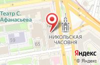 Схема проезда до компании Межведомственный Информационно-Аналитический Центр в Новосибирске