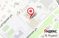 Схема проезда до компании Про-Актив в Новосибирске