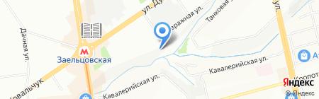 АП-Проэкт на карте Новосибирска