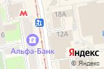 Схема проезда до компании Австрия в Новосибирске