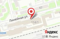 Схема проезда до компании Интермедиагруп в Новосибирске