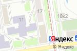 Схема проезда до компании Мега-НСК в Новосибирске