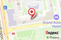 Схема проезда до компании  Баганская Хладобойня в Новосибирске
